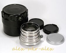 Russian early Jupiter-8 lens 2/50 mm 1958 year M39 mount.Excellent.CLA.№5812656