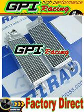 GPI Aluminum radiator for SUZUKI  RM125 RM 125 1984-1985 84 85