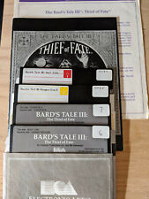 """The Bard's Tale III Commodore 64 / 128 - includes manual C64 5.25"""" floppy"""
