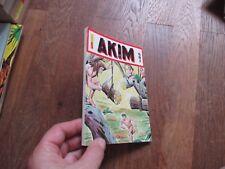 PETIT FORMAT BD AKIM 681 mon journal 1987