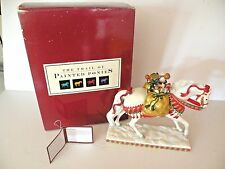 TRAIL OF PAINTED PONIES POLAR EXPRESS 2E/3324 #12237 ARTIST J E SPEIGHT 2006