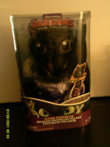 Dreamworks Dragon Interactive Flying Toothless with Lights and Sounds
