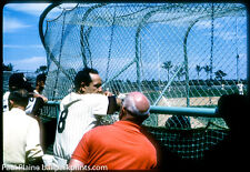 Original 1964 35MMM Colorslide Spring Training Yogi Berra & Media