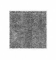 """CREATIVE EXPRESSIONS 8"""" X 8"""" Embossing Folder Sue Wilson TEXTURES SNAKE SKIN 029"""