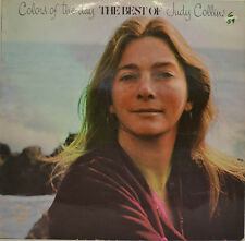"""THE BEST OF JUDY COLLINS COLORS (COULEURS) DAY ELK 42110 75030 12"""" LP X 119"""
