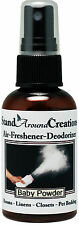 Premium Concentrated Air Freshener- 2oz- Scent: Baby Powder / Room Deodorizer