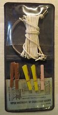 Fashion Furniture Cozad, NE Tid Dit The Tiny Laundry Vintage Clothes Line Ad Toy