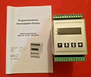 TR ELECTRONIC GMBH Optoelec Encoder Control Display ADP-001