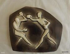 Wall Plaques Date-Lined Ceramics (1940s & 1950s)