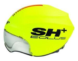 SH+ (ShPlus) Eolus TT Time Trial Track Cycling Helmet (was $360) - Yellow