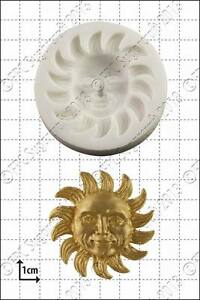 Silicone mould Man in the Sun | Food Use FPC Sugarcraft FREE UK shipping!
