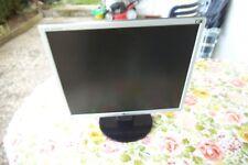 """Monitor de PC LG 195388 LCD 19 """"negro plata"""