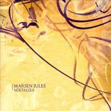 MARSEN JULES - NOSTALGIA NEW CD