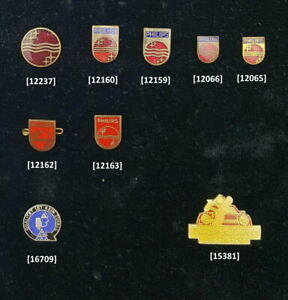 Philips Abzeichen Anstecknadeln + Pin 1930er bis 1990er Jahre AUSSUCHEN
