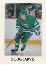 1987-88 O-Pee-Chee Mini Doug Jarvis