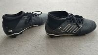 Adidas Predator 18.3 Black Sports Football Boots UK Size UK 5.5