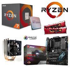Bundle AMD Ryzen 7 1800X 8x4,00GHz+16GB DDR4 PC2400 MSI X370 Gaming Pro