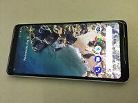 GOOD UNLOCKED - Google Pixel 2 XL 128GB WHITE (VERIZON) ~4287