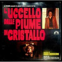 Ennio Morricone - L'Uccello Dalle Piume Di Cristallo - Cinevox - Vinile V048044