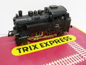 2211 Dampflok BR 80 018 schwarz der DB Ep. III Trix Express H0 1:87 mit OVP