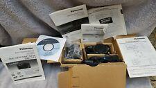 EXC Panasonic DMC-GF3K HD Digital Camera G Vario 14-42/3.5-5.6 ASPH Lens in Box