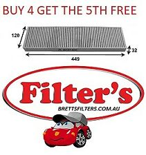 CABIN AIR FILTER MINI R61 PACEMAN COOPER S/COOPER S ALL 4 N18B16A KW135 2012-