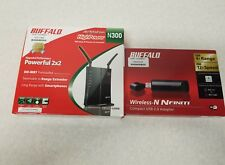 Buffalo AirStation Whr-Hp-G300Nh Wireless Router - 300 Mbps - Gigabit Ethernet