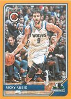 2015-16 PANINI COMPLETE NBA BASKETBALL GOLD CARD PICK SINGLE CARD YOUR CHOICE
