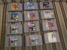 Nintendo 64 Sammlung Spiele