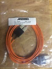 2m Fiber Optic Multi-Mode Duplex Patch Cable Cord SC to SC 6.6ft MM Jumper Wire