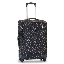 Kipling Youri Spin 55 Spinner Trolley** Small Flower **RRP £157**Cabin Luggage**