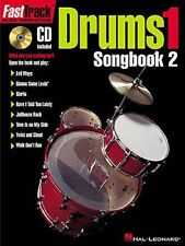 Fast Track: Drums One - Songbook Two - Sheet Music, CD, New,  Book
