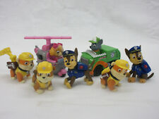 Paw Patrol Lot of Vehicles and Figures