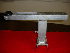 "Heavy Duty Flat Boat Trailer Winch Stand (Galvanized) 2015HDF 8"" Base"