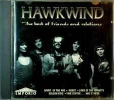 HAWKWIND Best Of Friends And Relations Emporio ‎EMPRCD547 1994 UK 16tr CD