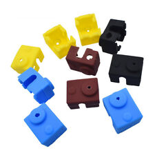 3D Printer Silicone Sock Heater Block Cover for V6 Hotend Heater Protect Tool
