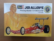 """Revell 1/25 Jeb Allen'S """" Praying Mantis """" T/F Dragster # H-1446 Factory Sealed"""
