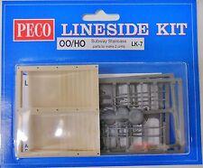 Peco 00 LK-7 Subway Staircase x 2. (00) Model Railway