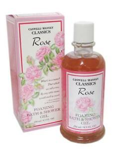 caswell massey rose bath gel 8.5 oz