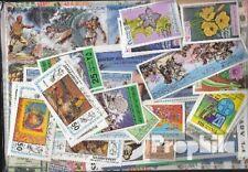 Libië 100 verschillende Postzegels