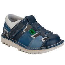 Chaussures bleus Kickers pour bébé