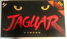 """Atari Jaguar Game Console System """"Power Kit"""" J8011 NEW in Box With Cannon Fodder"""