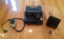 Motorola Astro Spectra Mobile Radio (VHF 136-162MHz) Security Police Fire