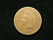 SUMMER SALE!! 1884 INDIAN HEAD CENT PENNY * NICE COLLECTIBLE U.S. COIN #146s