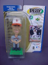 CAL RIPKEN JR. 2001 UPPER DECK PLAYMAKERS BOBBLEHEAD
