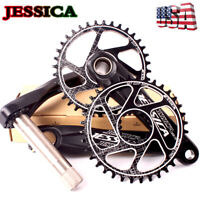 170mm Crankset MTB Bike Crank GXP 3mm 32-38T Narrow Wide Chainring Chainwheel