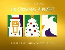 Christmas Alphabet: 20th Anniversary: By Sabuda