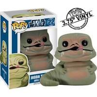 Star Wars - Jabba the Hutt Pop! Vinyl Bobble Figure NEW Funko