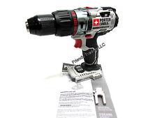Porter Cable 20V 20 Volt Cordless Hammer Drill w/Keyless Chuck PCC620 PCC620B