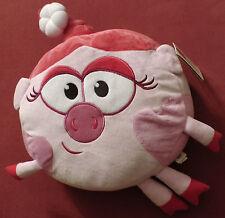 Plush pillow Soft doll toy Nusha Nyusha Pig Kikoriki Go Riki Smeshariki 25cm